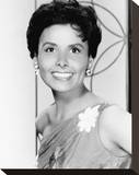 Lena Horne Stretched Canvas Print
