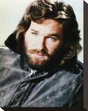 Kurt Russell Stretched Canvas Print