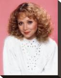 Shelley Long Stretched Canvas Print