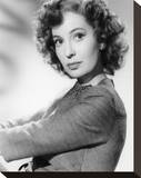 Valerie Hobson Stretched Canvas Print