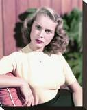 Janet Leigh Stretched Canvas Print