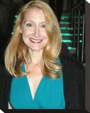 Patricia Clarkson Stretched Canvas Print