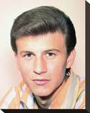 Bobby Rydell Stretched Canvas Print
