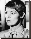 Glenda Jackson Stretched Canvas Print