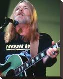 Gregg Allman Stretched Canvas Print