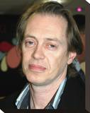 Steve Buscemi Stretched Canvas Print