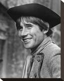 Jim Dale Stretched Canvas Print