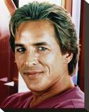 Don Johnson Stretched Canvas Print