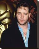 Russell Crowe Stretched Canvas Print