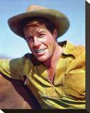 Robert Horton Stretched Canvas Print