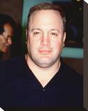Kevin James Stretched Canvas Print