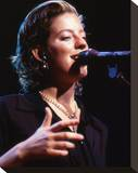 Sarah McLachlan Stretched Canvas Print