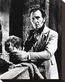 Peter Cushing Stretched Canvas Print