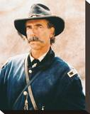 Sam Elliott Stretched Canvas Print