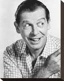Milton Berle Stretched Canvas Print