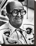 Phil Silvers Stretched Canvas Print
