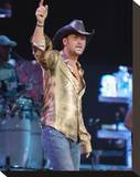 Tim McGraw Stretched Canvas Print