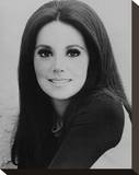 Marlo Thomas Stretched Canvas Print