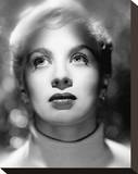 Mai Zetterling Stretched Canvas Print