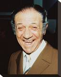 Sid James Stretched Canvas Print
