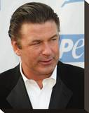 Alec Baldwin Stretched Canvas Print