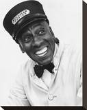 Scatman Crothers Stretched Canvas Print