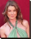 Ellen Pompeo Stretched Canvas Print