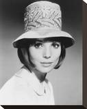 Elsa Martinelli Stretched Canvas Print