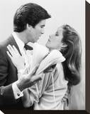 Remington Steele Stretched Canvas Print