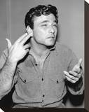 Peter Falk Stretched Canvas Print