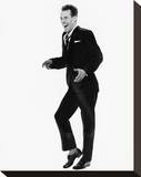 Bruce Forsyth Stretched Canvas Print
