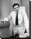 Peter Falk - The Trials of O'Brien Stretched Canvas Print
