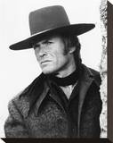 Clint Eastwood - Joe Kidd Stretched Canvas Print
