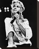 Olivia Newton-John Stretched Canvas Print