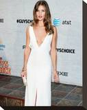 Rosie Huntington-Whiteley Stretched Canvas Print