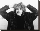 Emily Lloyd Stretched Canvas Print