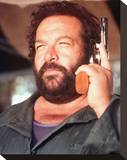 Bud Spencer Stretched Canvas Print