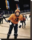 James Caan - Rollerball Stretched Canvas Print