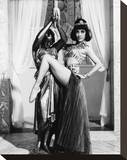 Amanda Barrie Stretched Canvas Print
