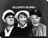 Gilligan's Island Stretched Canvas Print
