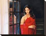 Aishwarya Rai Stretched Canvas Print