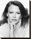 Shelley Hack Stretched Canvas Print