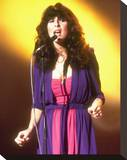 Elkie Brooks Stretched Canvas Print