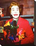 Cesar Romero - Batman Stretched Canvas Print