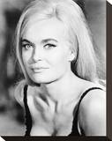 Shirley Eaton Stretched Canvas Print