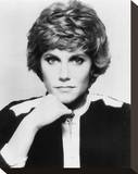Anne Murray Stretched Canvas Print