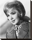 Edie Adams Stretched Canvas Print