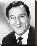 Danny Thomas - The Joey Bishop Show Stretched Canvas Print
