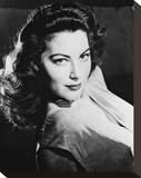 Ava Gardner Stretched Canvas Print