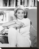 Hope Lange - The New Dick Van Dyke Show Stretched Canvas Print